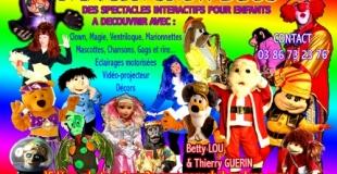 PANACH SHOW DUOS SPECTACLES ENFANTS
