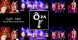 musique brésilienne sur scène ôzabumba