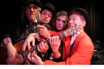 le uatuor Liza-Musegueul 4 voix & 40 doigts
