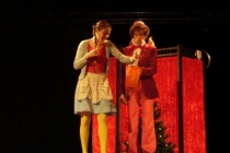 Image Papillon et Coccinelle spectacle de Noël 2006