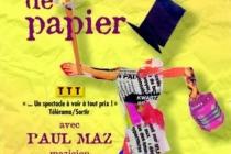 Affiche Le Magicien de Papier