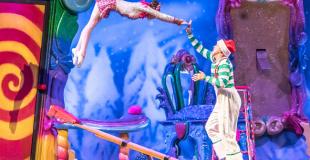 Cirque en salle pour arbre de Noël : conseils & devis