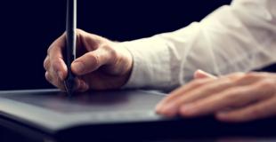 Caricaturiste sur tablette numérique pour l'événementiel : conseils & devis