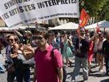 manifestations des intermittents
