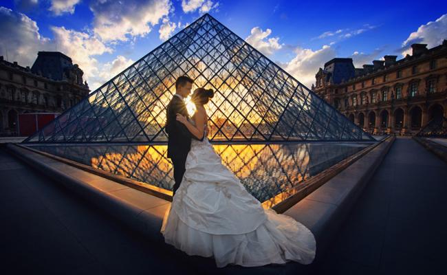 Le mariage est le plus beau jour de la vie