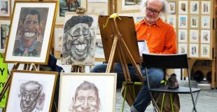 La Maison des Artistes pour les artistes graphiques et plasticiens