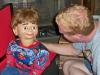 Ventriloque pour enfants