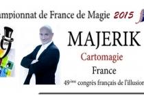 Majerik le magicien