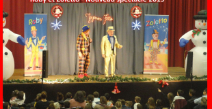 Clowns Roby et Zoletto