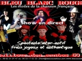 Trio Bleu Blanc Rouge