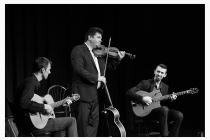 Ludovic Fabre Violoniste Trio Jazz