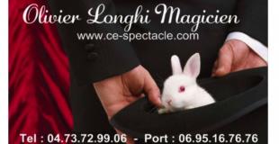 Olivier Longhi Magicien
