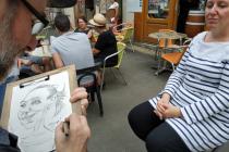 Caricaturiste Tête en Vrac