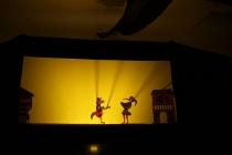 le Théâtre D2, théâtre d'ombres Karagöz