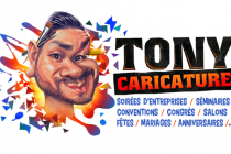 Tony Caricature