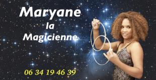 Maryane la magicienne