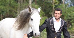 Nicolas Trouillet Horse Show