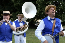 Animation musicale New-Orleans