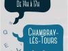 Stage théâtre / Réussir son oral / Chambray-lès-Tours / Mars Avril Mai