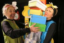 Zig Zag chez tante Agathe un spectacle de marionnettes théâtre - Janvier 2020