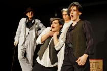 Cours de théâtre au Mystère Bouffe