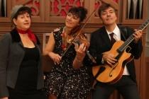 en concert , journée du patrimoine à Orly