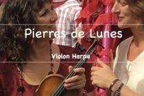Le DUO Violon Harpe