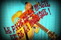 Nostro, un sorcier musicien pas comme les autres...!
