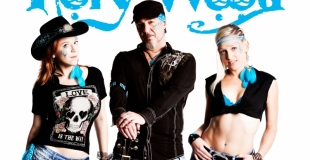 Holy Wood: Delphine Jean Phy et Carry