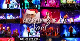 Mosaique du spectacle Aux Rythmes de Noël