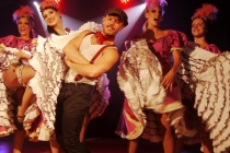 spectacle french cancan rhone alpes