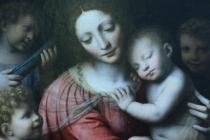 Bernardino Luini - Le Sommeil de l'Enfant Jésus