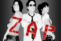 ZOU, AUREL et PRUNE ZAP Cie Du bruit dans l'escalier