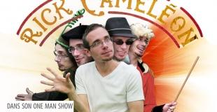 L'affiche du show raccourcie