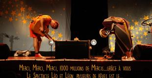 Lauréat de la chanson Francophone pour enfant