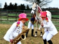 La Parade de Xinthya - spectacle equestre musical