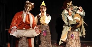 LeChat, le Renard et Pinocchio
