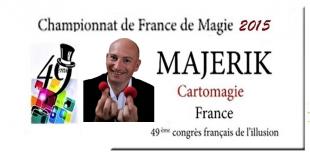 Majerik Votre Magicien Mentaliste