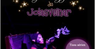 Le fabuleux voyage du Jolasveinar - Cie Moriquendi