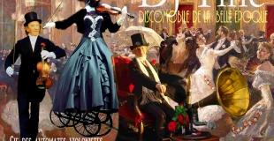 DJ'TINE et le Gramophone a Roulette