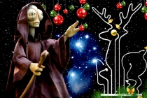 Noël, Spectacle interactif : Sculptures Musicales, Marionnette...