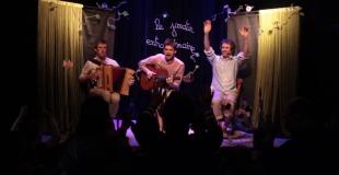 Le jardin extraordinaire - spectacle jeune public dès 3 ans - Cie Une chanson tonton