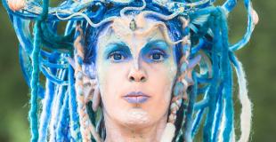 Euryale, déesse de la mer