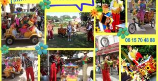 parcs et jardins (jaune)