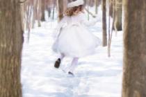 La Petite fille de neige