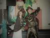 Angelo L'acrobate, spectacle de Marionnette, cirque et musique