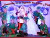 Flamèche et la légende du Père-Noel