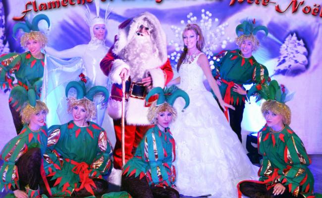 39f71e654c26d Flamèche et la légende du Père-Noel Comédie Musicale de Noël pour enfants.Enfin  une vraie Comédie musicale de Noël tout en direct.Une histoire originale  sur ...