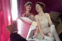 Les Chaloupées : Lou-Mary et Véronique Rénier