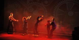 Cabaret Urbain au Studio Théâtre de Stains